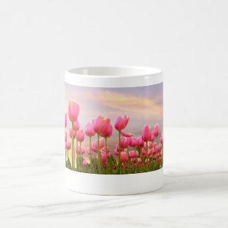 Mug Magic Défilé de tulipe