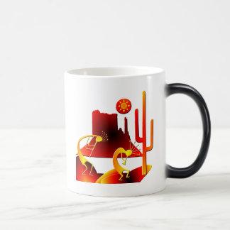 Mug Magic Désert Kokopelli