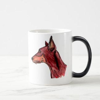 Mug Magic Dobe rouge