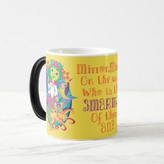 Mug Magic Docteur - princesse - sirène en verres :)
