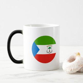 Mug Magic Drapeau de Guinée équatoriale