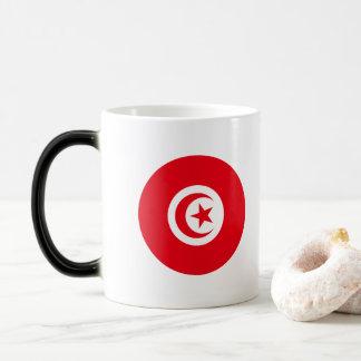Mug Magic Drapeau de la Tunisie
