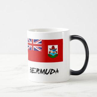 Mug Magic Drapeau des Bermudes