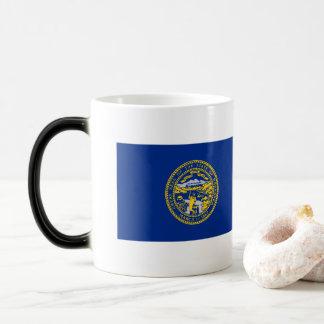 Mug Magic Drapeau du Nébraska