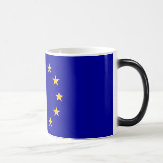 Mug Magic drapeau d'Union européenne