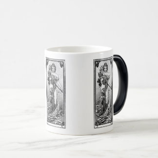 Mug Magic Fleurs cassées par Mucha d'Alphonse