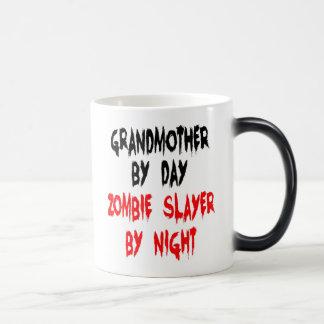 Mug Magic Grand-mère de tueur de zombi