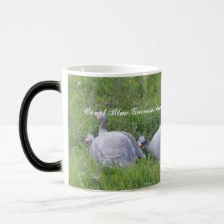 Mug Magic Guinée bleue de corail