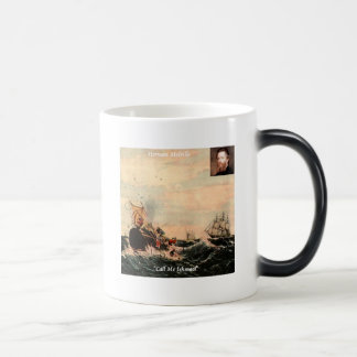 Mug Magic Herman Melville m'appellent citation d'Ishmael