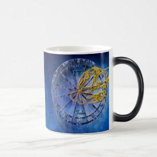 Mug Magic Horoscope de conception d'astrologie de zodiaque