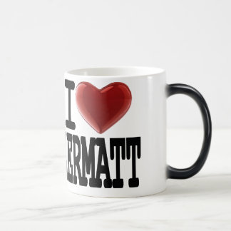 Mug Magic J'aime ZERMATT