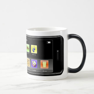 Mug Magic j'attaque
