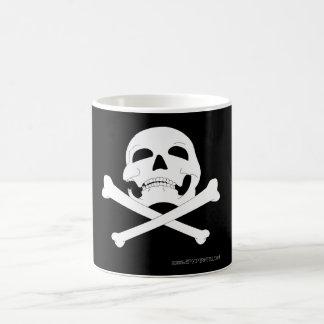 Mug Magic Jolly roger #4