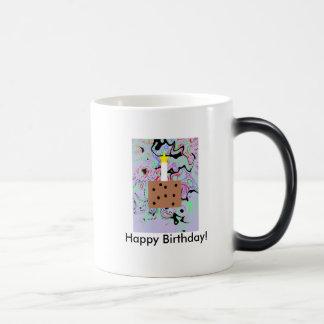 Mug Magic Joyeux anniversaire