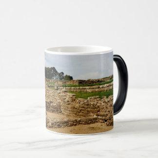 Mug Magic Le mur de Hadrian, le Northumberland, Angleterre
