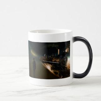 Mug Magic Le train