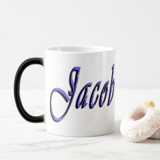 Mug Magic Logo nommé de Jacob,