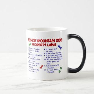 Mug Magic Lois 2 de propriété de CHIEN de MONTAGNE de