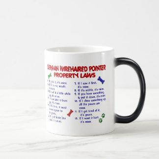 Mug Magic Lois À POILS DURS ALLEMANDES 2 de propriété