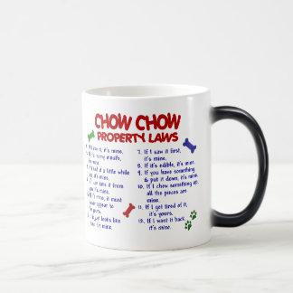 Mug Magic Lois de propriété de BOUFFE de BOUFFE