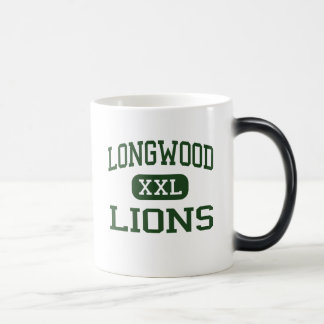 Mug Magic Longwood - lions - haut - île moyenne New York