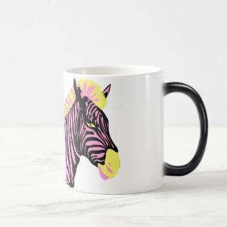 Mug Magic Magnétique de zèbre