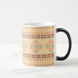 Mug Magic Motif tricoté par Noël