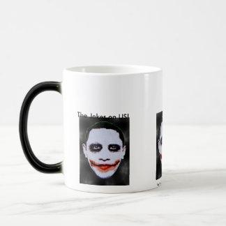 Mug Magic Obama Morphing