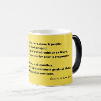 Mug Magic peuple