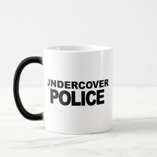 Mug Magic Police secrète