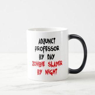 Mug Magic Professeur d'adjonction de tueur de zombi