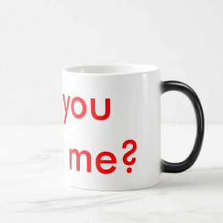 Mug Magic Proposition de mariage cachée