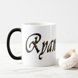 Mug Magic Ryan, logo, nom,