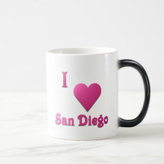 Mug Magic San Diego -- Roses indien