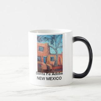 Mug Magic Santa Fe Adobe, Nouveau Mexique
