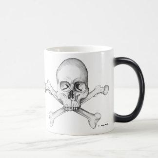 Mug Magic Semper fi - Crâne et os croisés