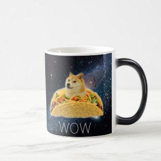 Mug Magic Taco de doge - doge chien-mignon de