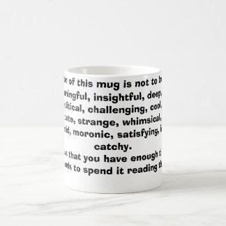Mug Magic Temps sur vos mains