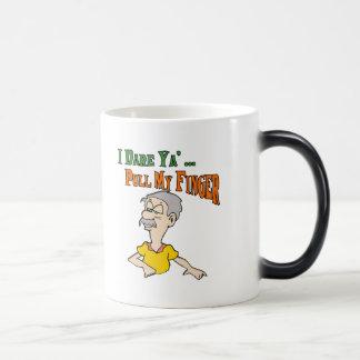 Mug Magic Tirez mon doigt
