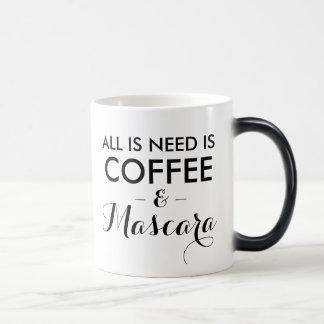 Mug Magic Tout que j'ai besoin est hipst drôle de citation