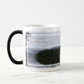 Mug Magic Vous avez la montagne de coque