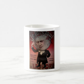 Mug Magicien avec la grande tête
