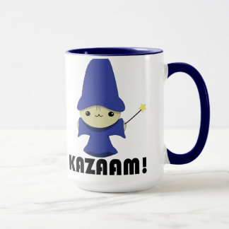 Mug Magicien de Kawaii Kitty