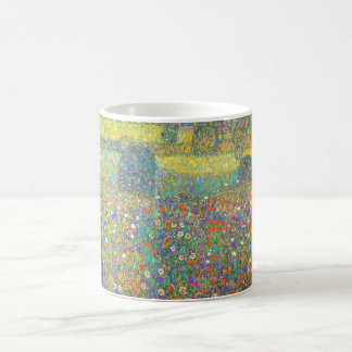 Mug Maison de campagne de Gustav Klimt par l'Attersee