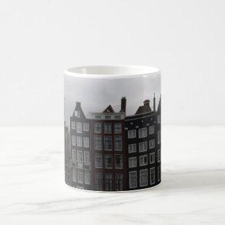 Mug Maisons de canal à Amsterdam