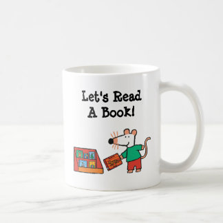 Mug Maisy avec des livres de bibliothèque