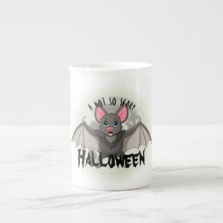 Mug Maladroit, la petits batte et A Halloween pas