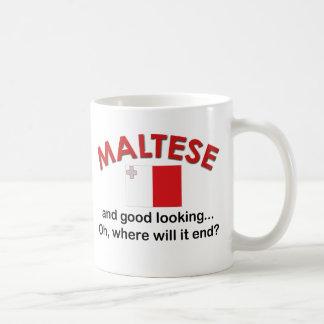 Mug Maltais beau