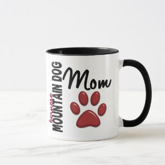 Mug Maman 2 de chien de montagne de Bernese