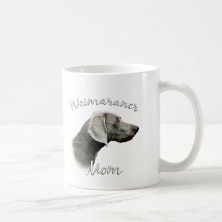 Mug Maman 2 de Weimaraner